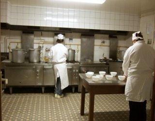 Centre de vacances chene et roc hebegement du petit chalet for Service veterinaire cuisine